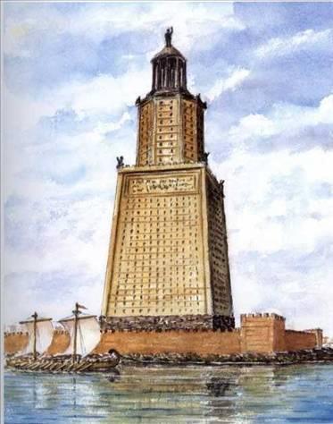Александрийският фар