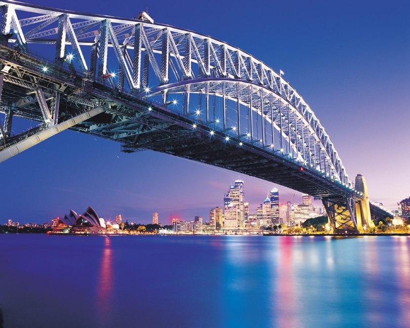 Мост в Сидни, Австралия