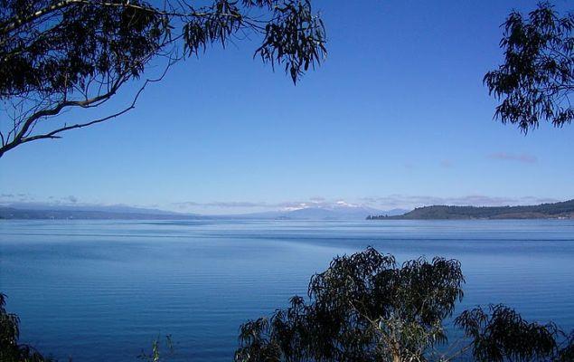 Езерото Таупо