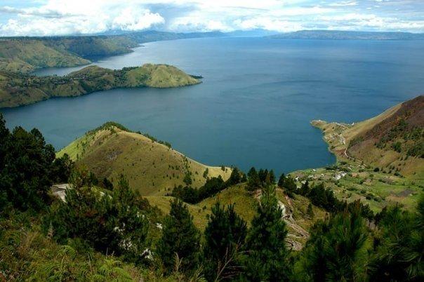 Езерото Тоба