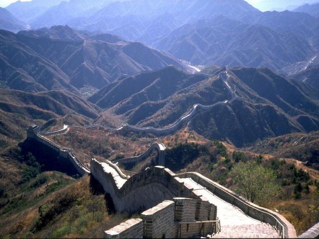 китайската стена