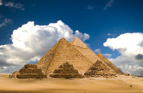 Гиза пирамиди