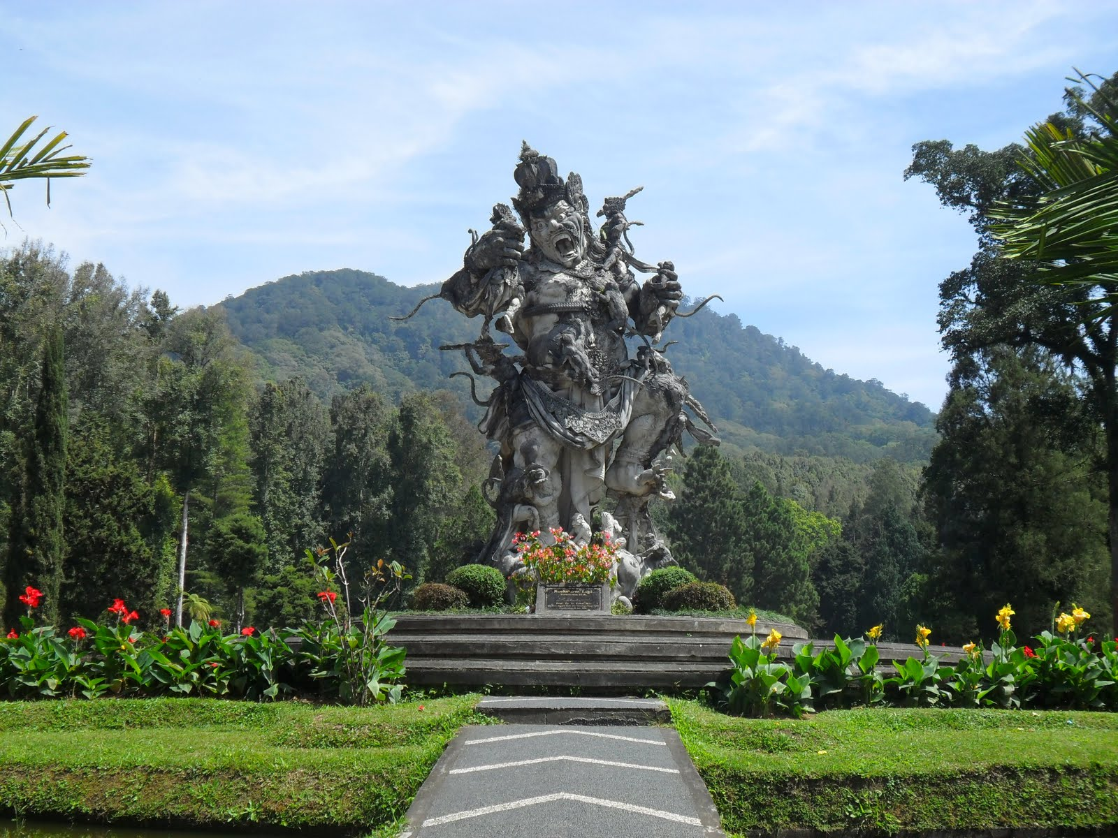 Bedugul Bali Indonesia
