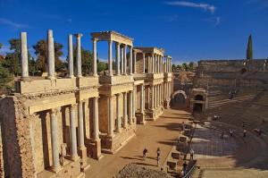 Римски театър - Мерида