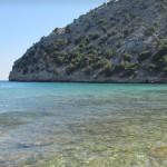 самотни плажове в Гърция