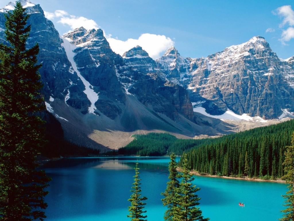 Дивата природа на Канада