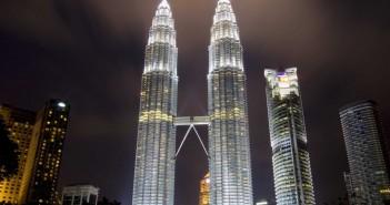 кулите Петронас в Куала Лумпур