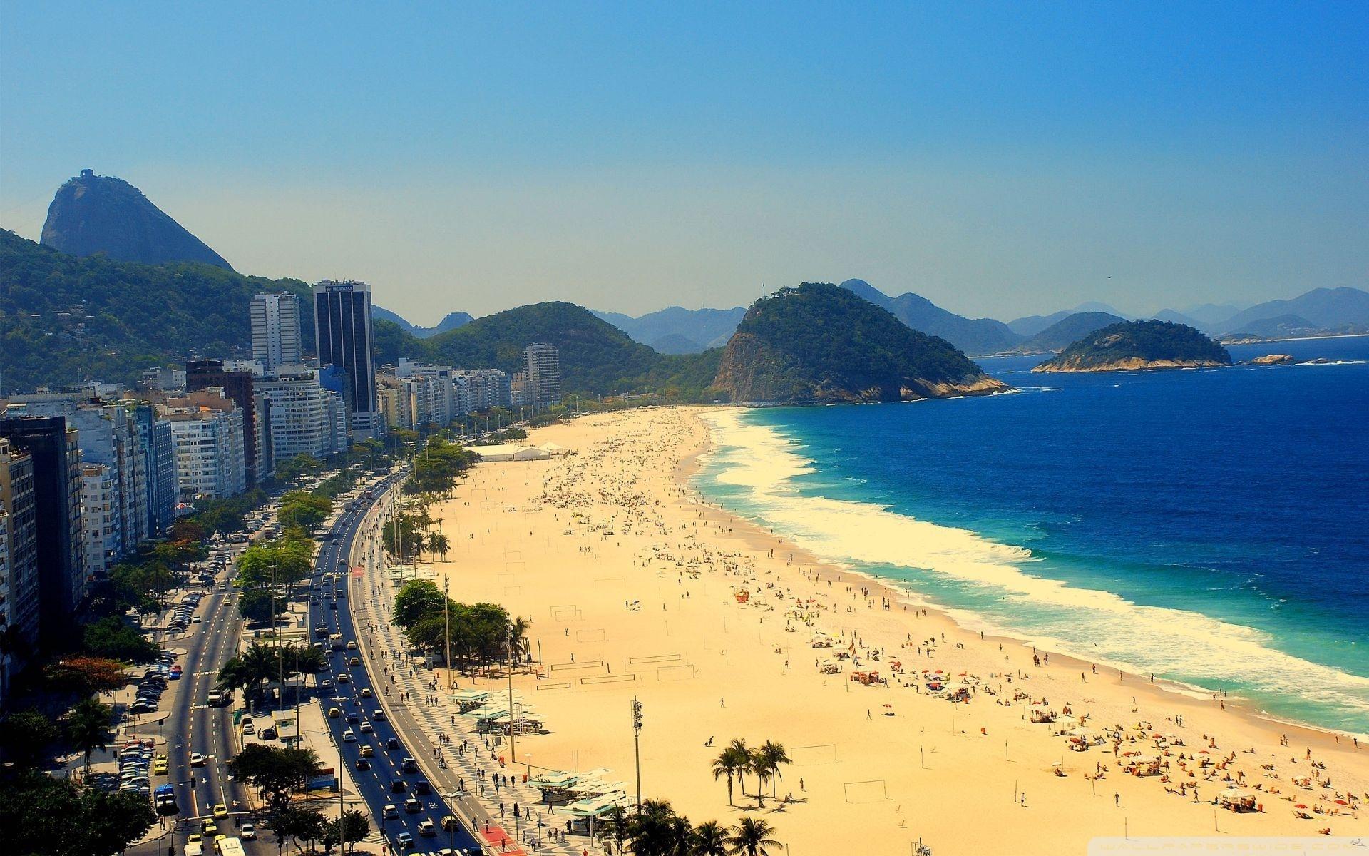 Плаж Copacabana Beach