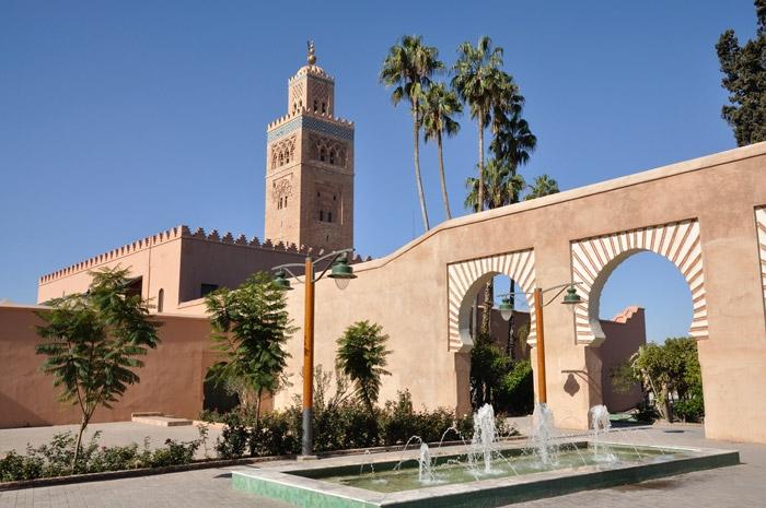 Джамия Koutoubia