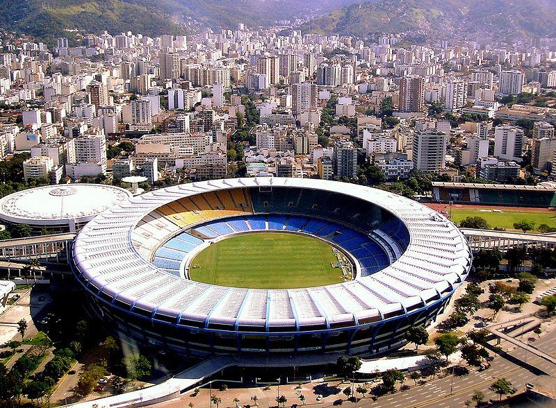 Стадион Maracana