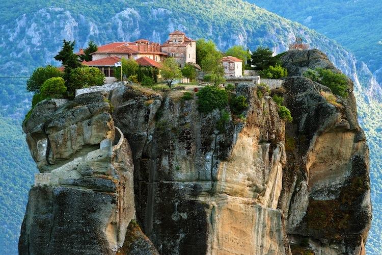 Метеора Гърция