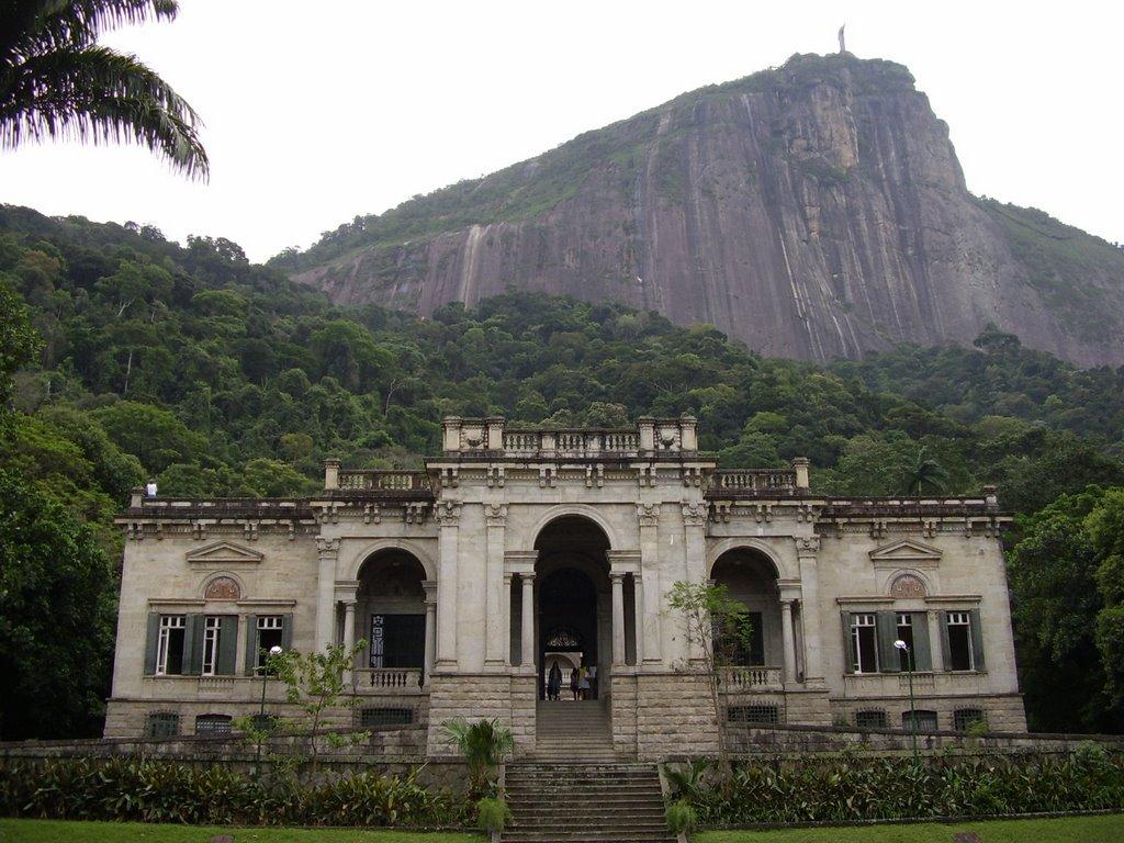 Parque Lage Rio Brasil