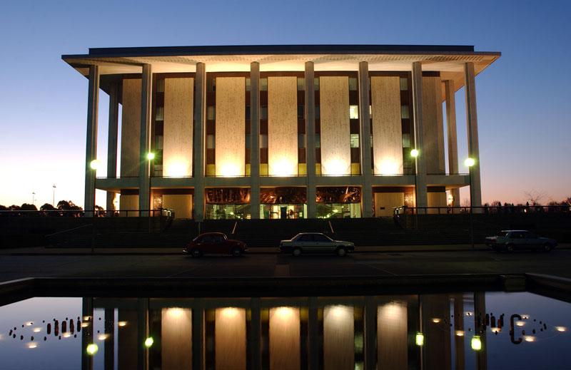 Национална библиотека Австралия