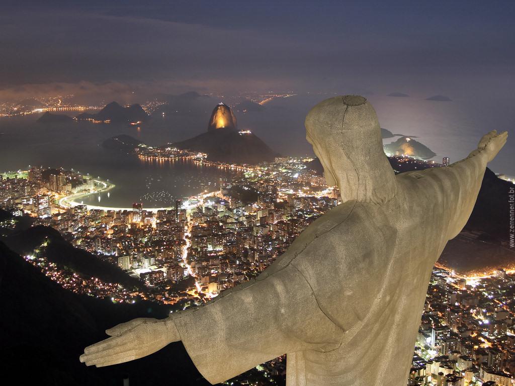 Христос Спасителя Рио де Жанейро