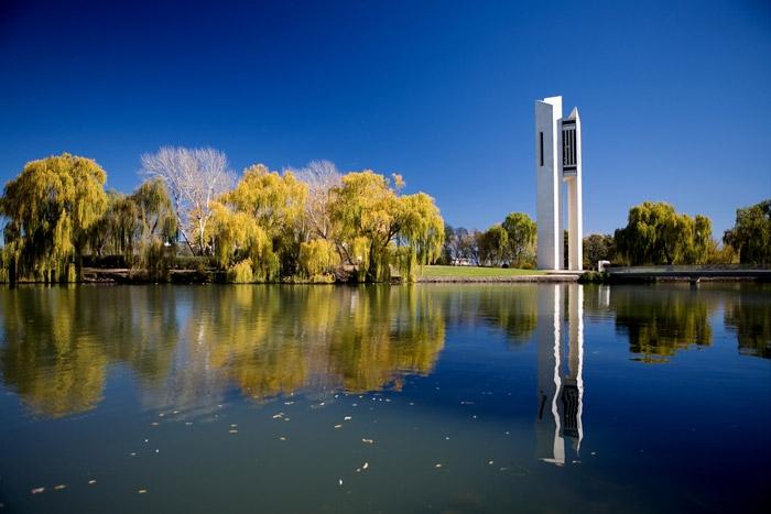 Национална камбанария Австралия