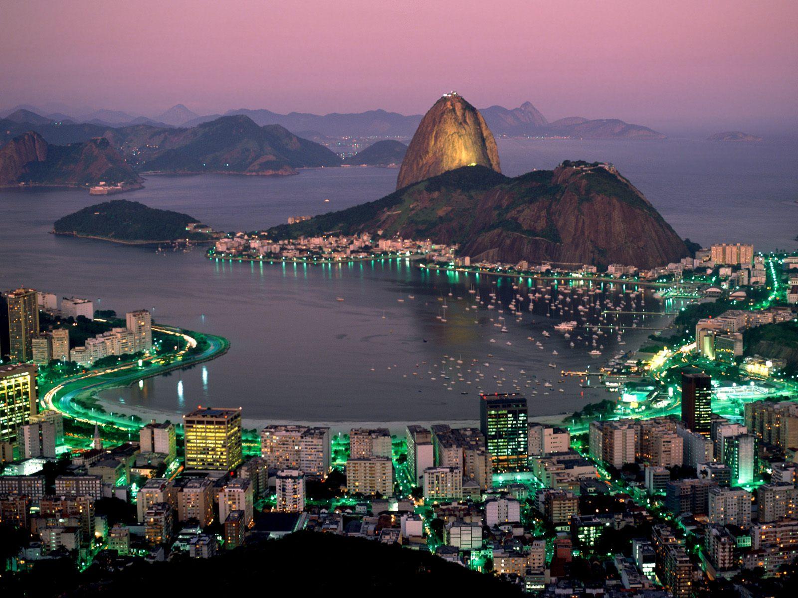 Захарната планина в Рио де Жанейро