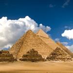 piramidite v giza