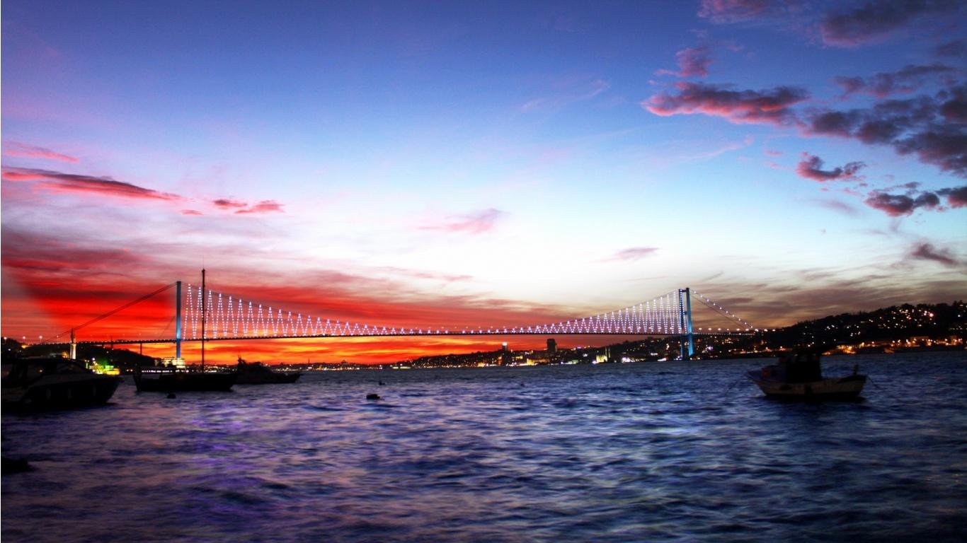 Босфора Истанбул Турция